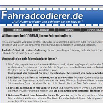 Fahrradcodierer.de