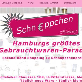Schneppchen Hamburg